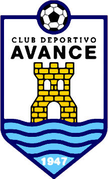 Logo of C.D. AVANCE (MADRID)
