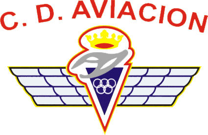 Logo C.D. AVIACION (MADRID)