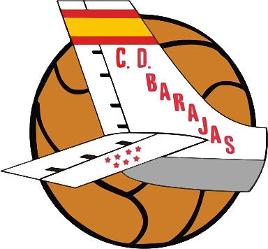 Logo of C.D. BARAJAS (MADRID)
