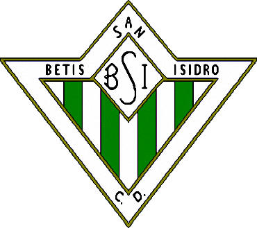 Logo of C.D. BETIS S. ISIDRO (MADRID)