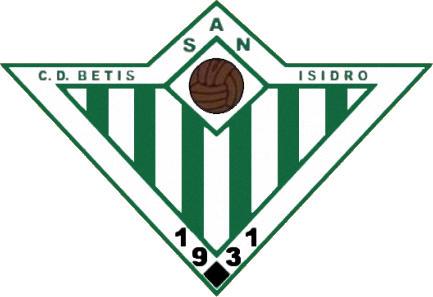 Logo of C.D. BETIS SAN ISIDRO (MADRID)
