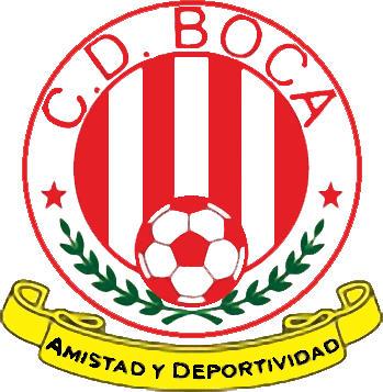 Logo of C.D. BOCA (MADRID)