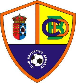 Logo of C.D. BRUNETE (MADRID)