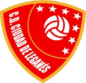 Logo of C.D. CIUDAD DE LEGANES (MADRID)