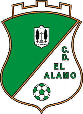 Logo de C.D. EL ALAMO (MADRID)