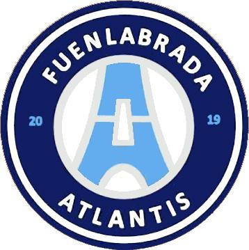 Logo de C.D. FUENLABRADA ATLANTIS (MADRID)