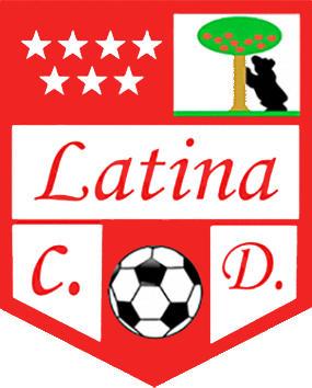 Logo de C.D. LATINA (MADRID)