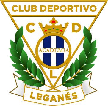 Logo of C.D. LEGANES ACADEMIA (MADRID)