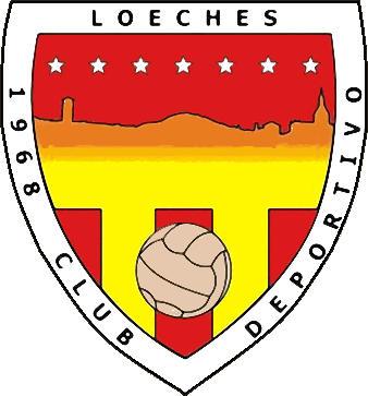 Logo of C.D. LOECHES (MADRID)