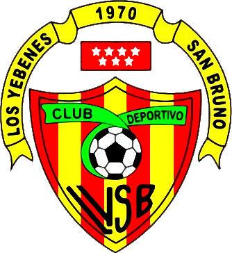 Logo de C.D. LOS YEBENES SAN BRUNO (MADRID)
