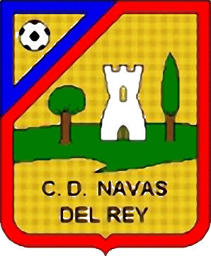 Logo of C.D. NAVAS DEL REY (MADRID)