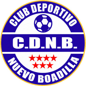 Logo of C.D. NUEVO BOADILLA (MADRID)