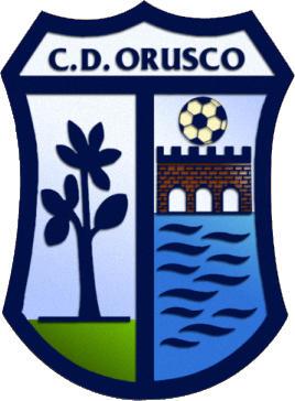 Logo of C.D. ORUSCO (MADRID)