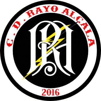 Logo of C.D. RAYO ALCALÁ (MAD.) (MADRID)