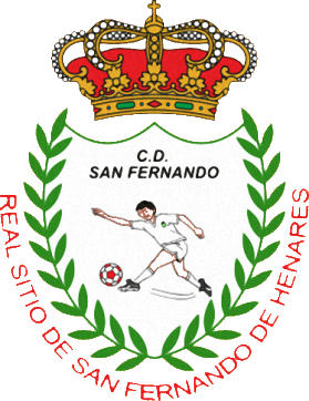 Logo de C.D. SAN FERNANDO (MADRID)
