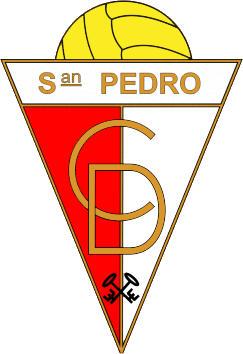 Logo of C.D. SAN PEDRO (MADRID)