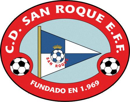 Logo of C.D. SAN ROQUE E.F.F. (MADRID)