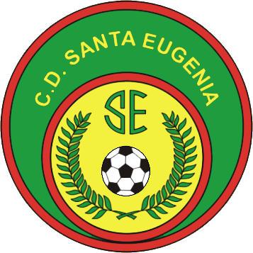 Logo of C.D. SANTA EUGENIA 1976 (MADRID)