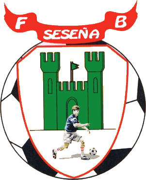 Logo of C.D. SESEÑA F.B. (MADRID)