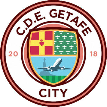 Logo of C.D.E GETAFE CITY (MADRID)