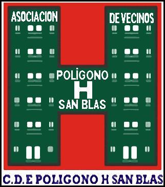 Logo of C.D.E. POLIGONO H SAN BLAS (MADRID)