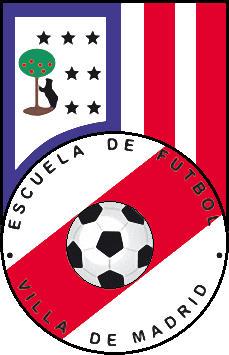 Logo of C.D.E.F. VILLA DE MADRID (MADRID)