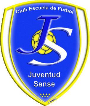 Logo of C.E.F. JUVENTUD SANSE (MADRID)