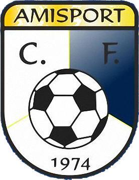 Logo of C.F. AMISPORT (MADRID)