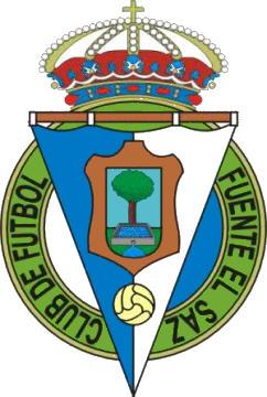 Logo of C.F. FUENTE EL SAZ (MADRID)