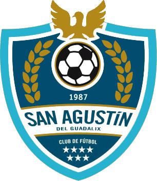 Logo of C.F. SAN AGUSTÍN DEL GUADALIX (MADRID)
