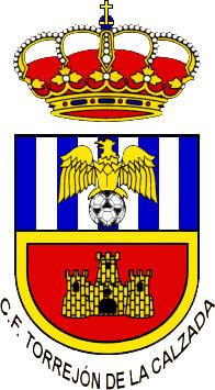 Logo of C.F. TORREJÓN DE LA CALZADA (MADRID)