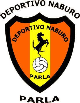 Logo of DEPORTIVO NABURO (MADRID)