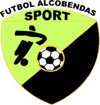 Logo of FUTBOL ALCOBENDAS SPORT 2007-2014 (MADRID)