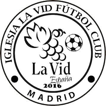 Logo of IGLESIA LA VID F.C. (MADRID)