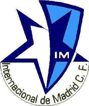 Logo of INTERNACIONAL DE MADRID C.F. (MADRID)