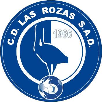 Logo of LAS ROZAS C.D. (MADRID)