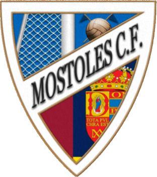 Logo of MÓSTOLES C.F. (MADRID)