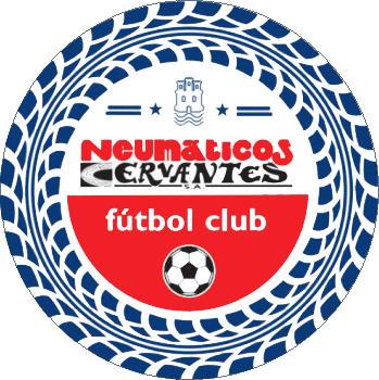 Logo of NEUMÁTICOS CERVANTES F.C. (MADRID)