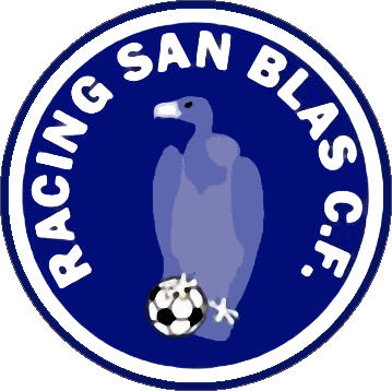Logo of RACING SAN BLAS C.F. (MADRID)