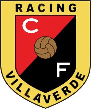 Logo of RACING VILLAVERDE CF (MADRID)