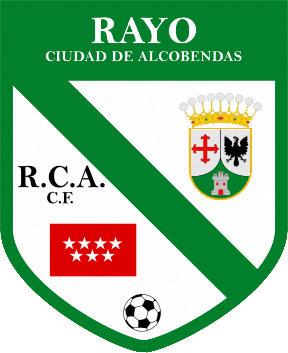 Logo of RAYO CIUDAD DE ALCOBENDAS C.F. (MADRID)
