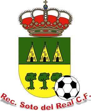 Logo of RECREATIVO SOTO DEL REAL CF (MADRID)