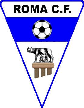 Logo of ROMA C.F. (MADRID)