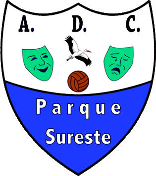 Logo of S.A.D. A.D.C. PARQUE SURESTE (MADRID)