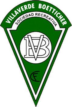 Logo of S.R. VILLAVERDE BOETTICHER C.F. (MADRID)