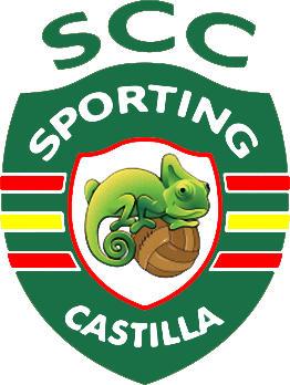 Logo of SPORTING C. DE CASTILLA (MADRID)