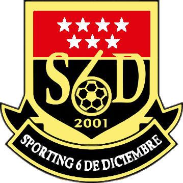 Logo of SPORTING SEIS DE DICIEMBRE (MADRID)
