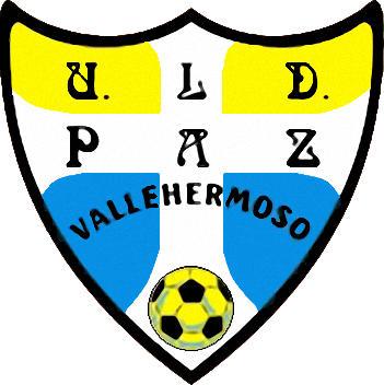 Logo of U.D. LA PAZ VALLEHERMOSO (MADRID)