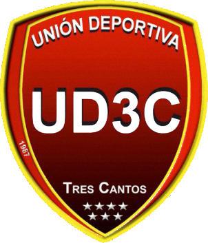 Logo of U.D. TRES CANTOS (MADRID)