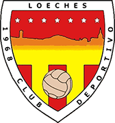 Logo of C.D. LOECHES